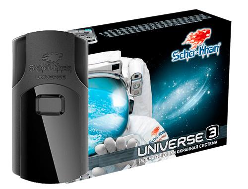 Scher Khan Universe 3 box