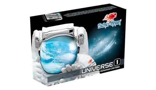 Телематика Scher-Khan Universe box